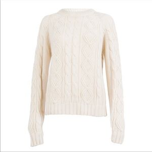 Sweaters - Vintage Cable Knit Sweater